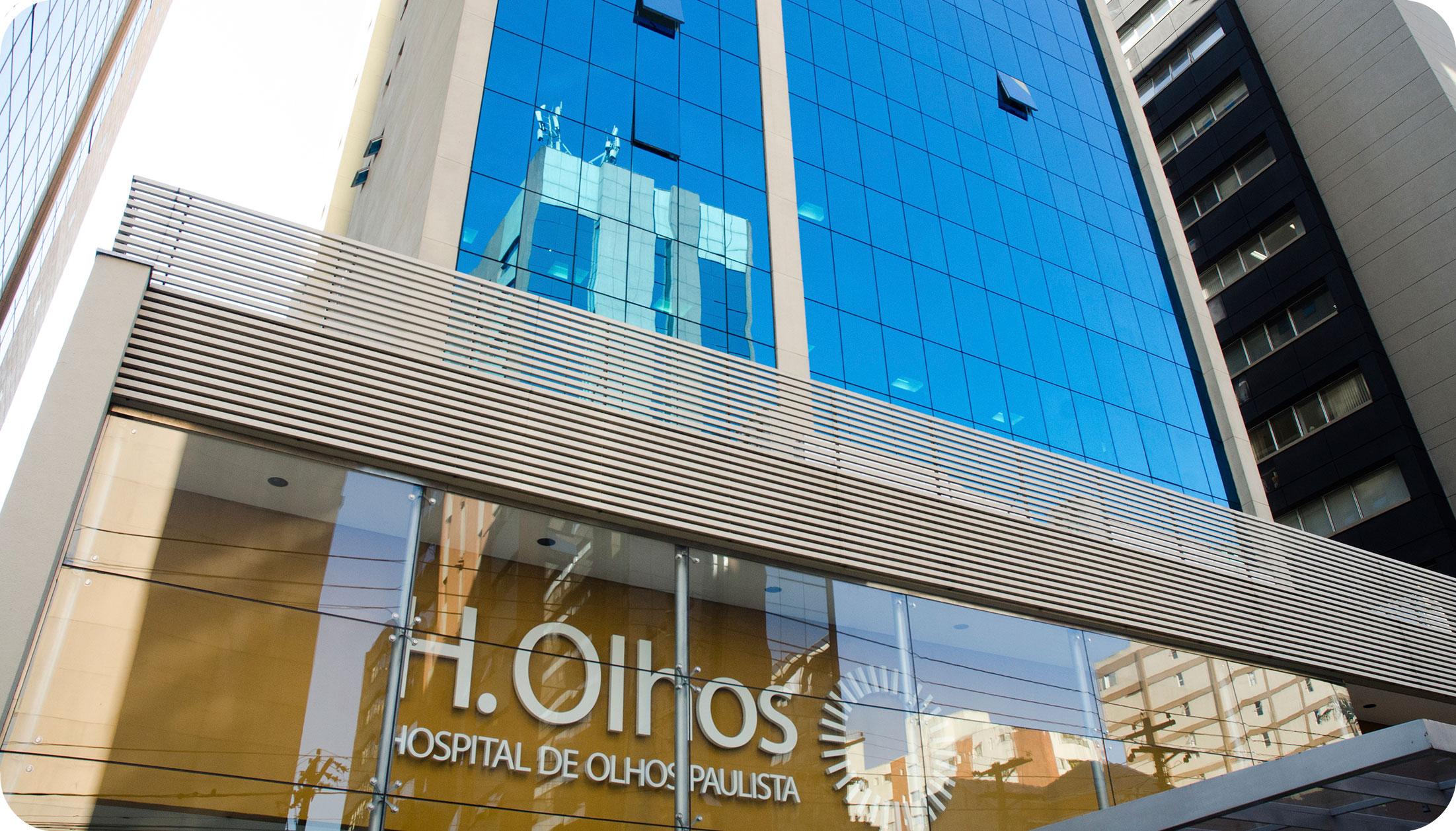 H.Olhos | Hospital de Olhos Paulista